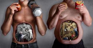 Foods-Vs-Unhealthy-Foods